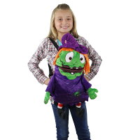 Deals on 23-in Musical Animated Witch Childrens Halloween Trick