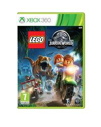 中古 XBOX 360 樂高侏儸紀世界(含人物恐龍密碼) -英文版- LEGO Jurassic 侏儸紀世界