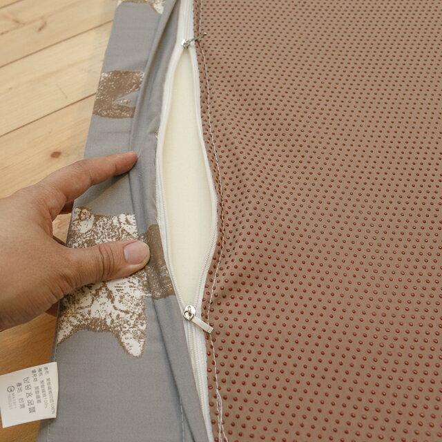 北歐風大型坐墊  52cmX52cm 厚5cm 可愛有彈性 4