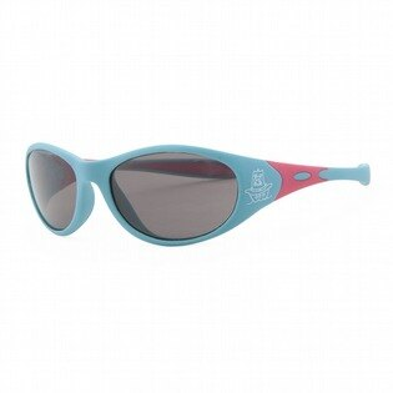 【淘氣寶寶】義大利CHICCO兒童專用太陽眼鏡24m+小小海盜藍