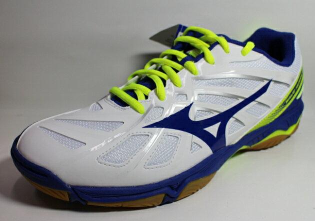 [陽光樂活=] MIZUNO 美津濃 排球鞋 WAVE HURRICANE 3 V1GA174023