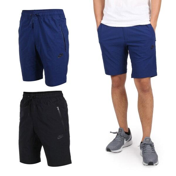 NIKE男短褲(免運訓練慢跑路跑五分褲【04351469】≡排汗專家≡