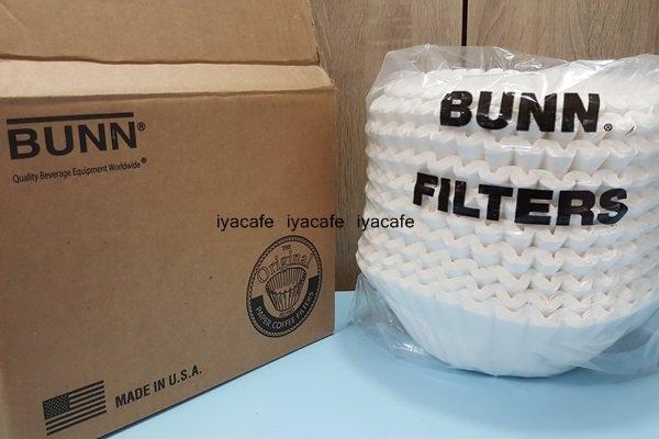 BUNN 商用 大型 美式咖啡機 濾紙 蛋糕型濾紙 100張 茶咖啡機濾紙 35cm