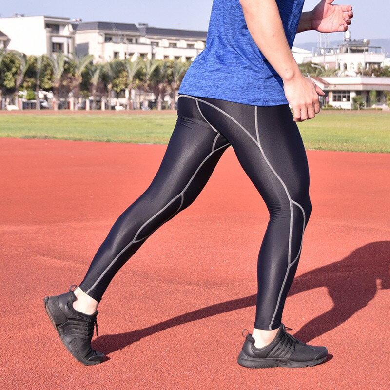 【台灣製-入門首選款】 AREX SPORT男款-運動訓練壓縮褲 壓力褲 內搭褲 束褲 緊身褲 0