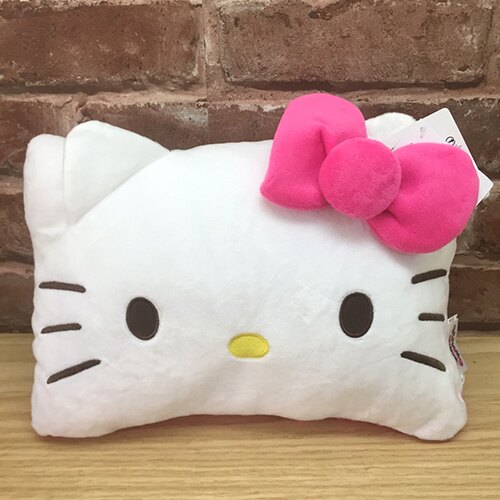 【真愛日本】 17051300011 午安枕-屁屁KT 三麗鷗 Hello Kitty 凱蒂貓 午睡枕 枕頭 靠枕 抱枕