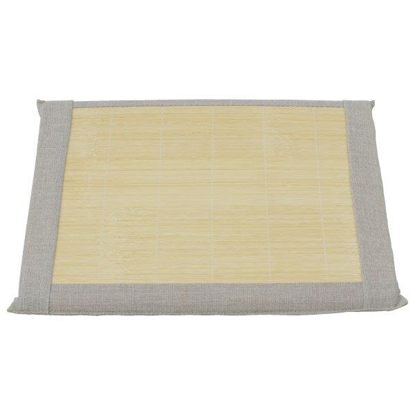 竹製方形小坐墊 TYLER Q 19 NITORI宜得利家居 3