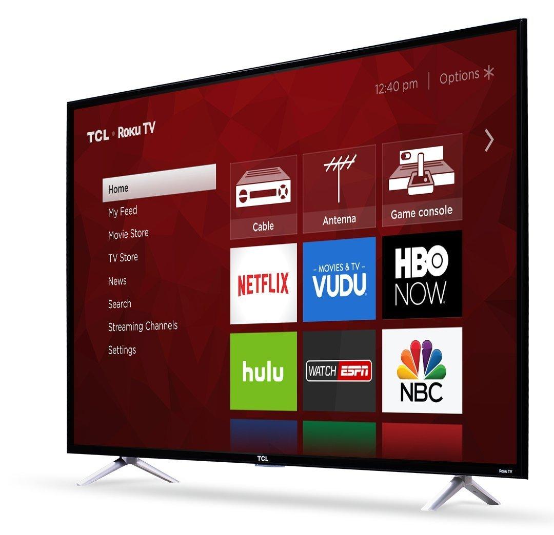 TCL 55S405 55-Inch 4K Ultra HD Roku Smart LED TV (2017 Model) 2
