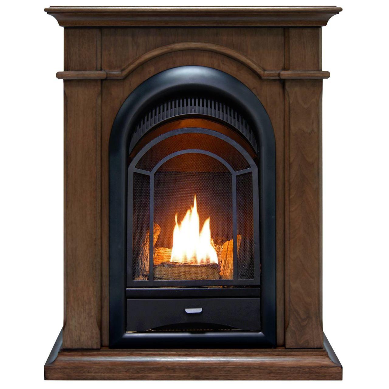 Factory Buys Direct Procom Fs100t W Ventless Fireplace System 10k