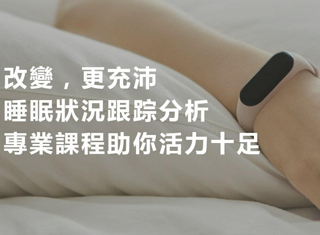 小米手環4 小米4 AMOLED 全彩螢幕 手環4 計步 心率 睡眠 (贈送腕帶+保護貼) GM數位生活館 8