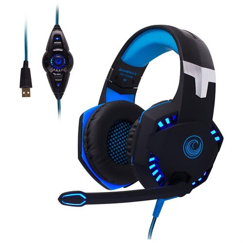 BestPriceBestService: FHP-G1420B Gaming Rumble Vibrating 7.1 Stereo