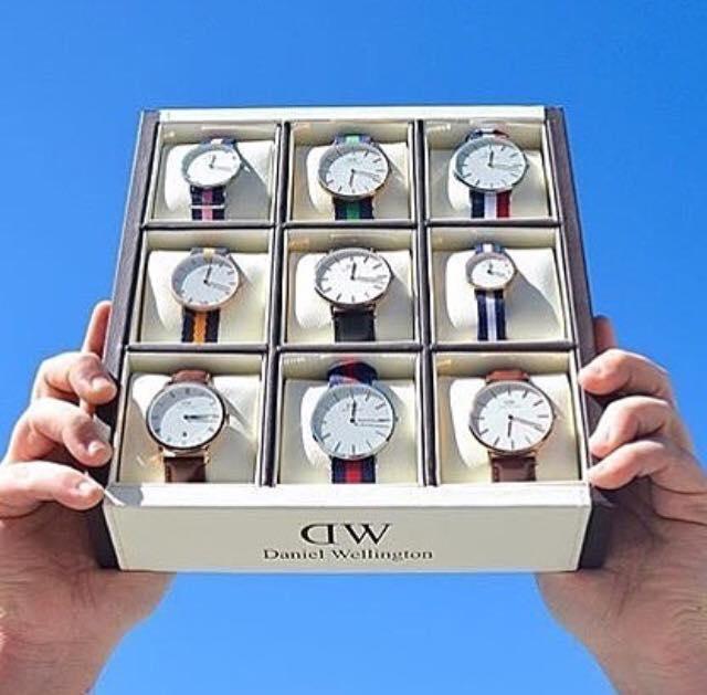 【Daniel Wellington】DW手錶DAPPER READING 38MM(免費贈送另一組表帶) 9