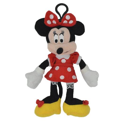 "8"" Disney Minnie Mouse 8-inch Backpack Plush Coin Clip Key Chain Toy Bag 3f8f7ba73a121d37a128e5465ad35b24"