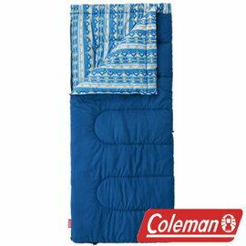 Coleman Cozy C5 睡袋 信封型睡袋 化纖睡袋 可雙拼連接 (舒適溫度:5℃) CM-27266M
