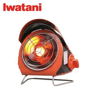 日本岩谷IWATANI CB-ODH-1OR戶外卡式瓦斯暖爐