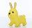 【499折50】kikimmy Jumpy跳跳馬-兔子-馬卡龍綠TR09RPG / 粉TR09RP / 草綠TR09RG / 黃TR09RY / 桃TR09RRP【德芳保健藥妝】 1