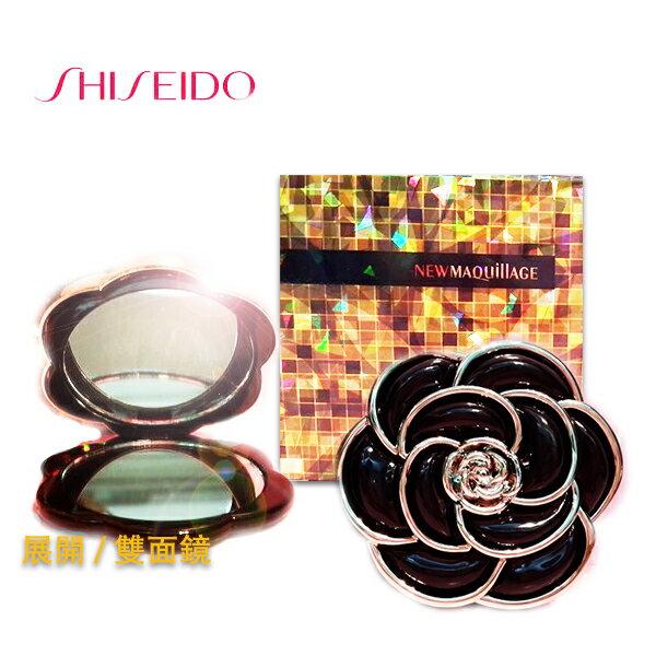 Umeme呦蜜蜜美妝館:SHISEIDO資生堂Maquillage限量星魅花樣隨身鏡《Umeme》