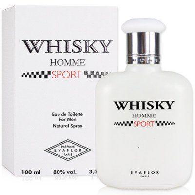 香水1986~Whisky Homme Sport 威士忌 男性淡香水 100ml