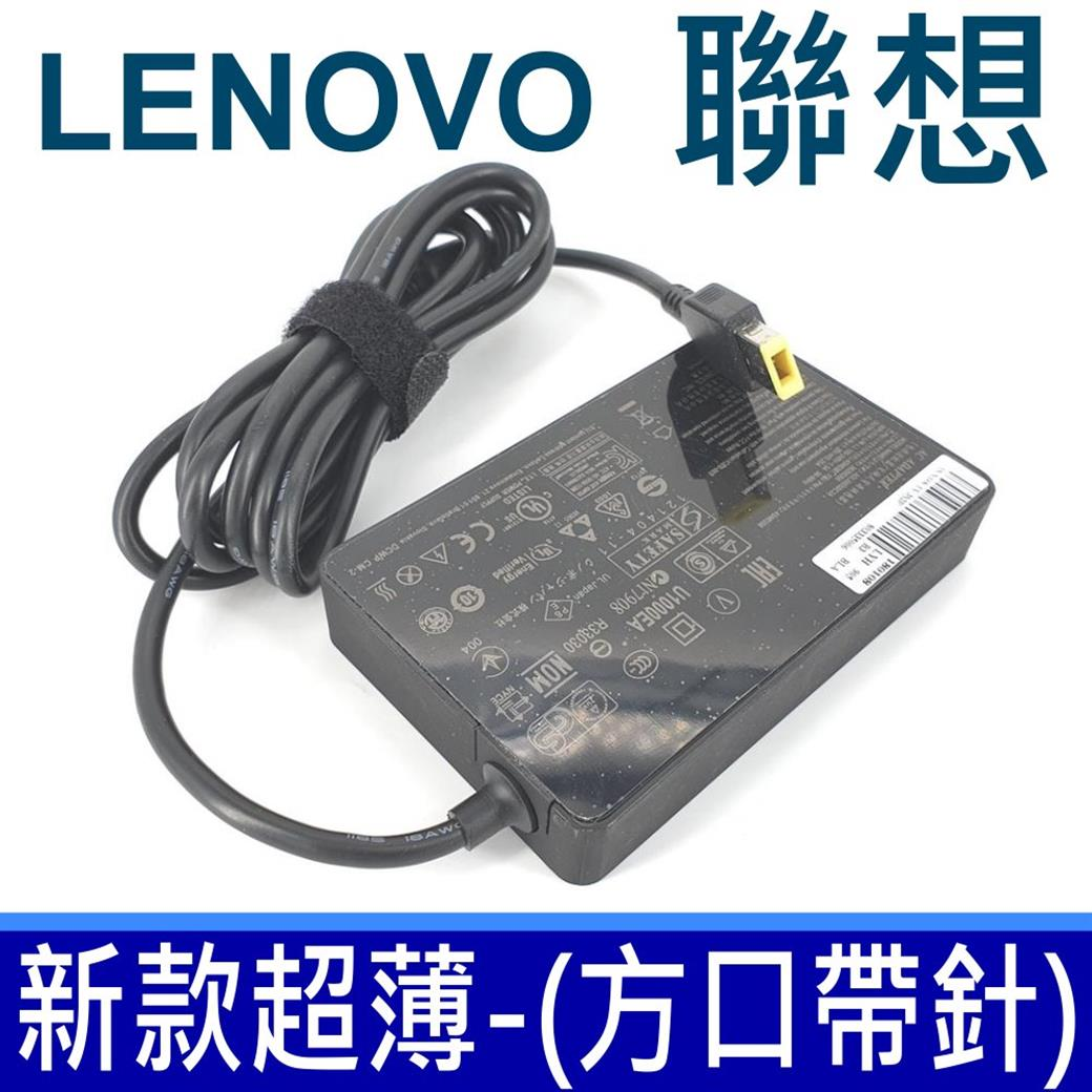 聯想 LENOVO 65W 原廠規格 新款超薄 變壓器 20V 3.25A 方口帶針 充電器 電源線 充電線 ThinkPad T450 T450s T540P T550 W540 T460s X240 X240s X230s X250 M490s