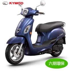 【KYMCO光陽】LIKE(萊克)125(2018年新車) 六期-SJ25XC(送精品組)