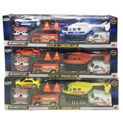 《TAKARA TOMY》交通鐵道 TEAMSTERZ 道路救援車組(顏色 ) 東喬