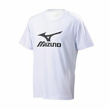 MIZUNO大LOGO短袖T恤