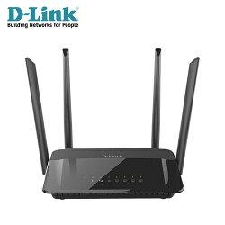 【D-Link 友訊】DIR-1210 AC1200 MU-MIMO 雙頻無線路由器【三井3C】