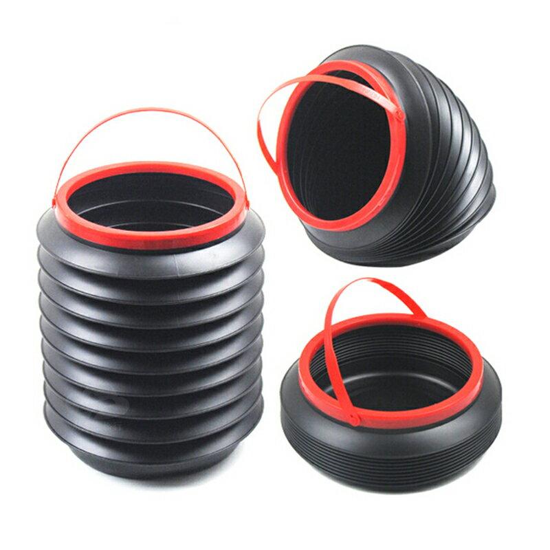 【台灣現貨】多功能折疊水桶 收納桶 折疊置物桶 摺疊雜物桶 釣魚桶 伸縮水桶 塑膠水桶【HC060】99750走走去旅行