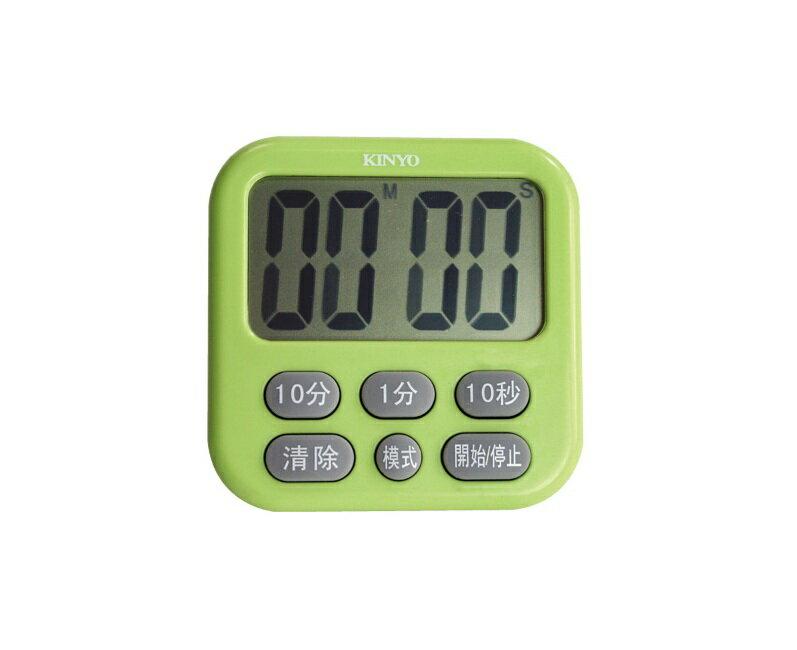 計時器 KINYO TC~15 電子式計時器 數字鐘 耐嘉 時鐘 計數器