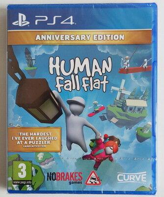 美琪PS4遊戲 人類一敗塗地 跌落夢境 Human Fall Flat 中文英文可雙人