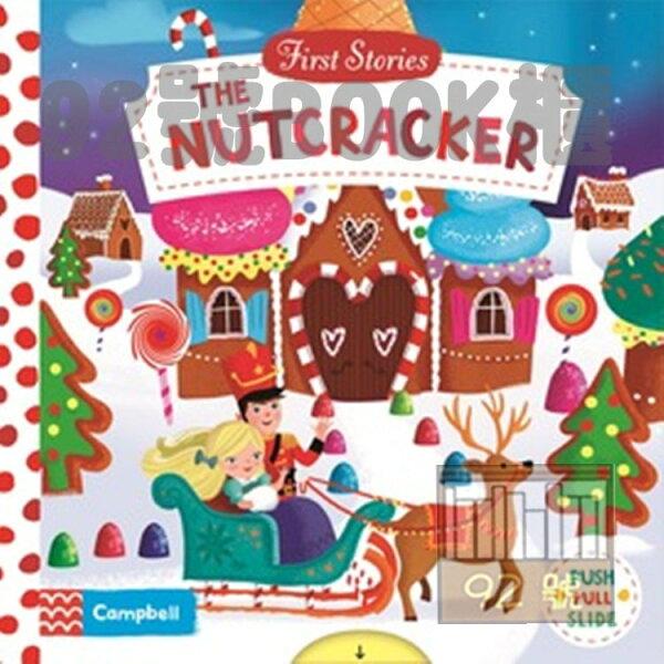 92號BOOK櫃-參考書專賣店:TheNutcracker(FirstStories)