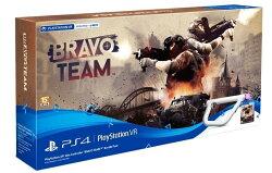 SONY PS4 VR PSVR 亡命小隊 Bravo Team 射擊控制器同梱組 中英合版 台灣公司貨【台中恐龍電玩】