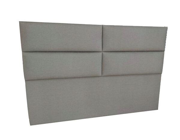 【尚品家具】687-39四方長方格5尺床頭片