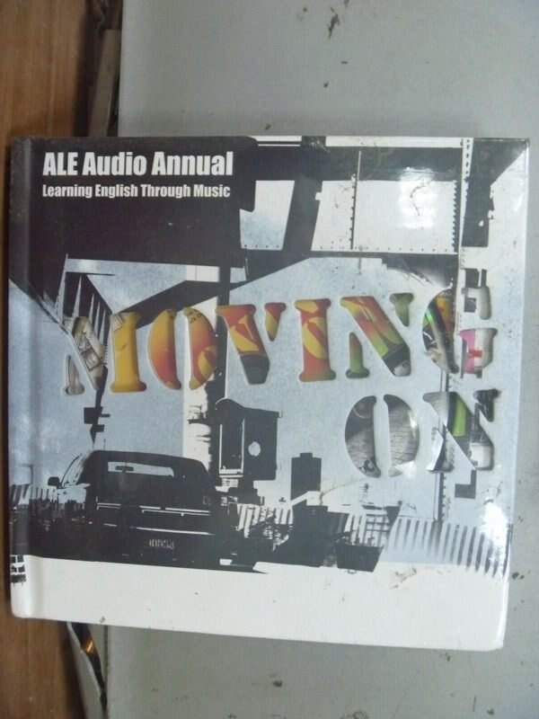 【書寶二手書T3/音樂_IST】Ale Audio annual_Moving on_未拆封