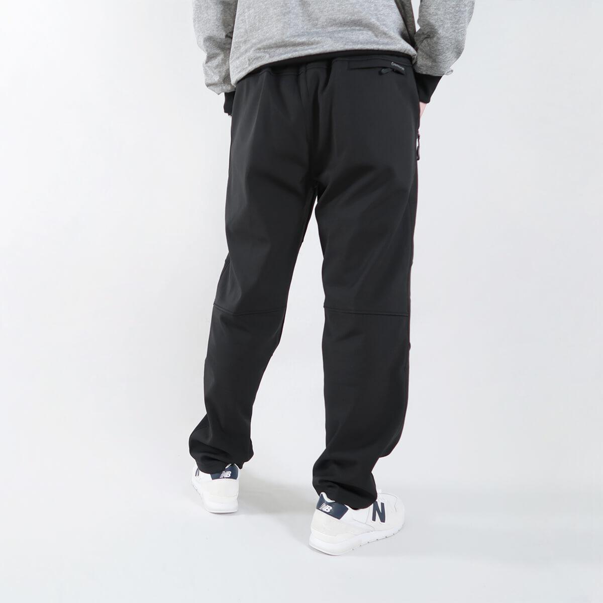 保暖厚刷毛軟殼褲 防風防潑水透氣保暖衝鋒褲 保暖褲 內裡刷毛褲 休閒長褲 黑色長褲 WARM THICK FLEECE LINED SOFTSHELL PANTS OUTDOOR PANTS (321-356-08)深藍色、(321-356-21)黑色、(321-356-22)藍綠色 腰圍M L XL 2L(28~40英吋) [實體店面保障] sun-e 3