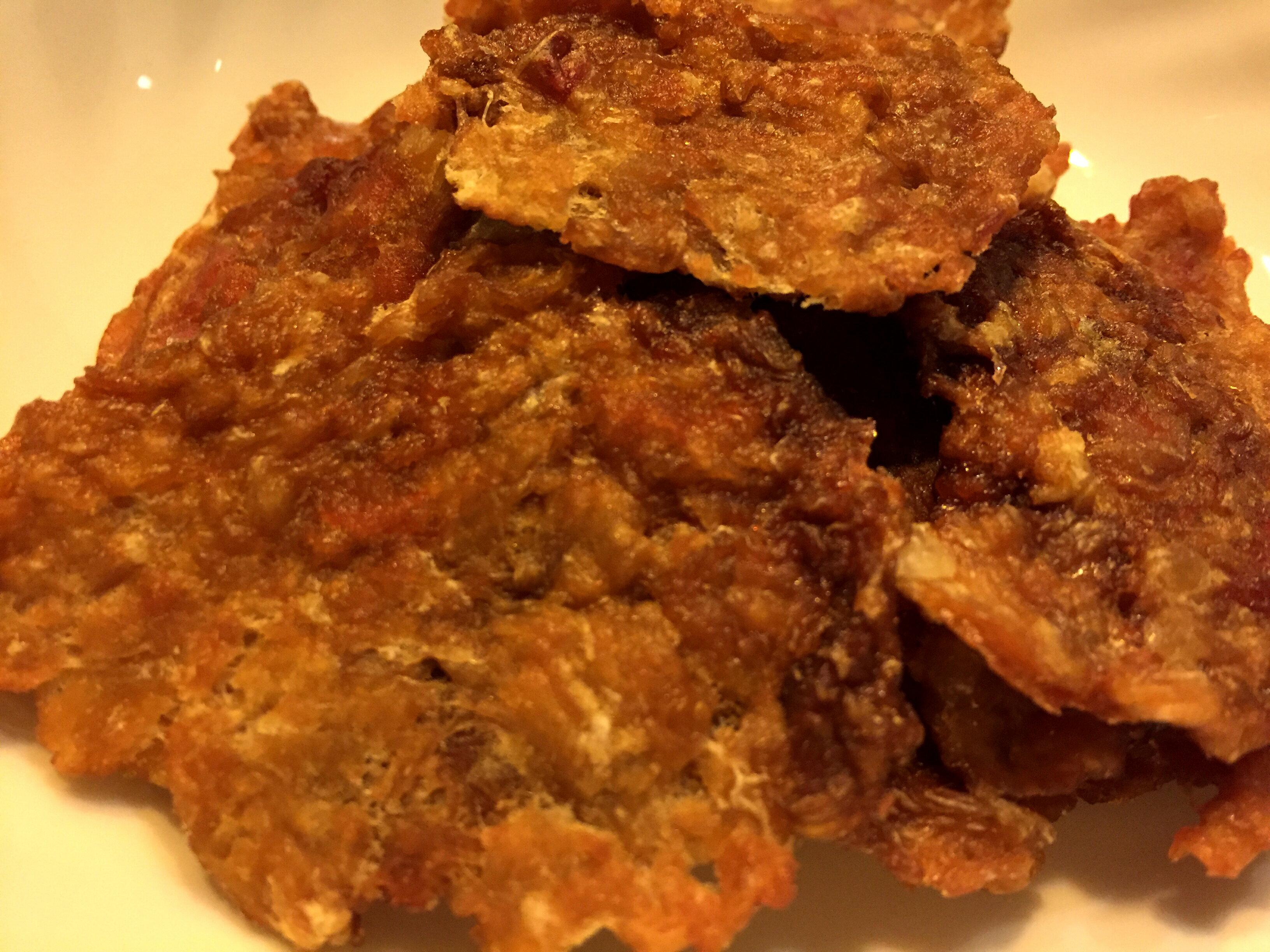 納柴手作寵物鮮食 ~ 豬肉小圓片 50g