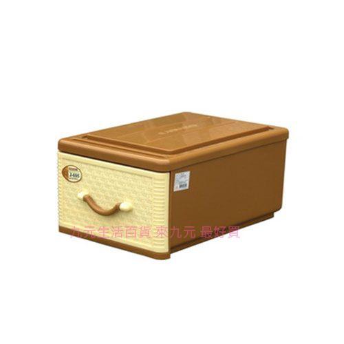 【九元生活百貨】聯府 J695 抽屜整理箱 置物 收納 J-695