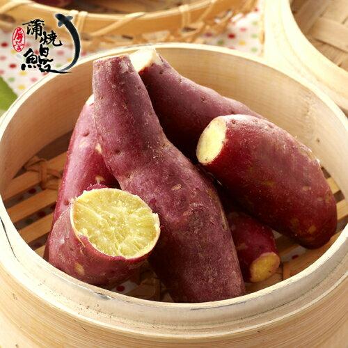 【屏榮坊】阿諾紅地瓜  (1KG/包) ,獨特栗子口感,帶皮食用好吃加倍