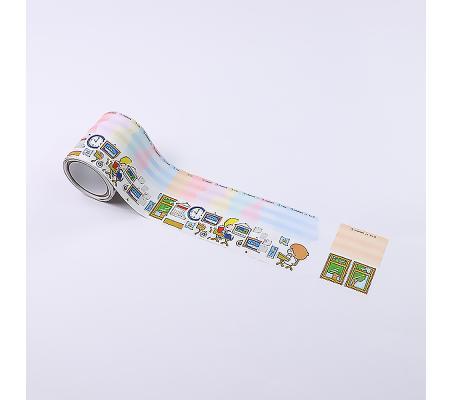【日本Bande】紙膠帶系列和紙書籤CMR00570年代學校捲