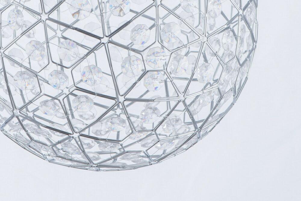 圓形幾何圖案壓克力吊燈-BNL00069 6