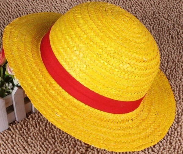 =優生活=《 動漫迷最愛款 》海賊王 魯夫草帽 魯夫帽 喬巴帽 角色扮演 COSPLAY 遮陽帽 海灘帽(大)