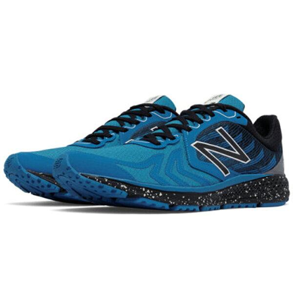 《限時特價↘7折免運》NewBalanceVazee男鞋慢跑輕量避震藍【運動世界】MPACEPB2