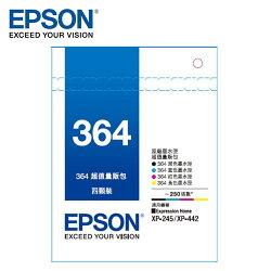 EPSON T364 墨水匣量販包 T364650【三井3C】