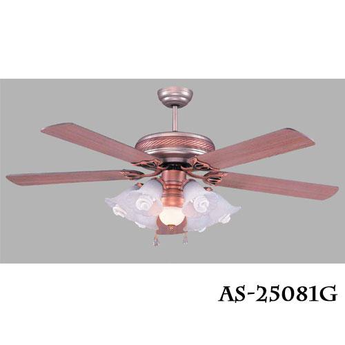 領航者 ASAIILER 傳統系列/60吋 吊扇燈 風扇燈 紫檀 光源另計 〖永光照明〗AS-25081+AS-25082