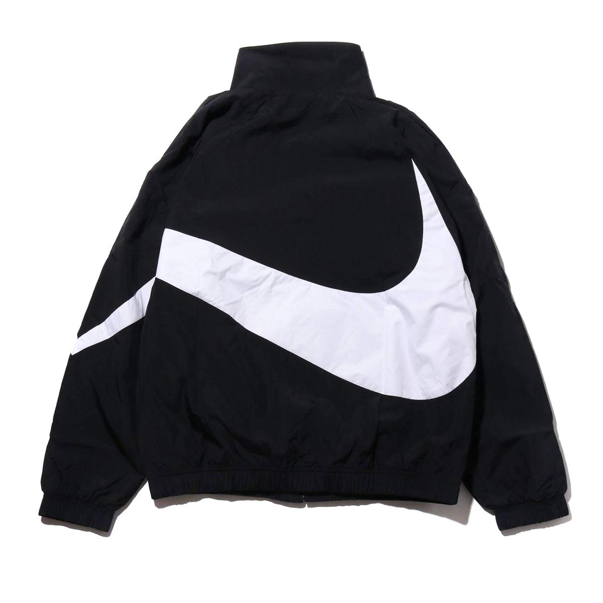 (冬季出清)【NIKE】Sportswear 大LOGO外套 編織外套 外套 黑 男女 AR3133-010 (palace store) 1