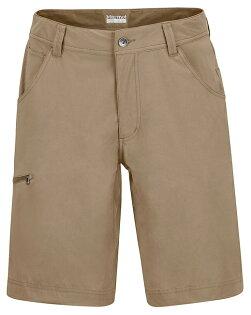 【Marmot土撥鼠美國】ArchRock短褲運動褲休閒褲抗UV男款卡其色/52390