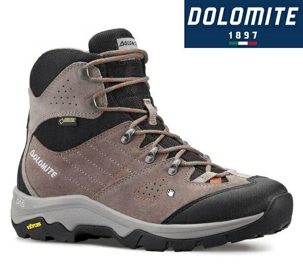 Dolomite 防水透氣登山鞋/高筒皮革登山靴/黃金大底 男鞋 Kendal GTX 855721-071 義大利