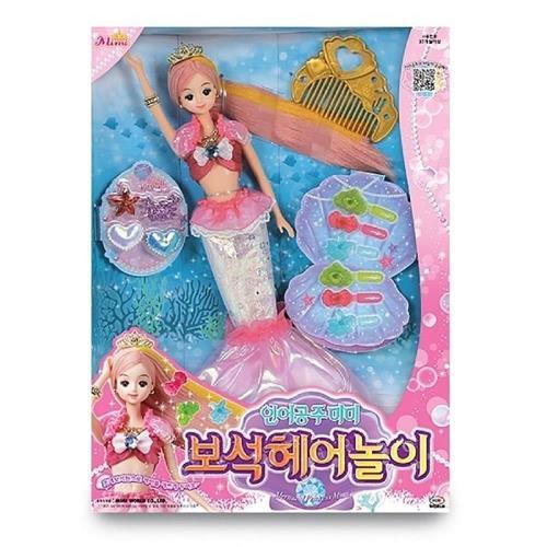 東喬精品百貨商城:《MIMIWorld》人魚公主美髮造型組
