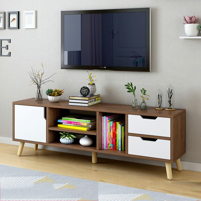 北歐風電視櫃 組合收納櫃 電視櫃 視聽櫃《YV9760》快樂生活網 1