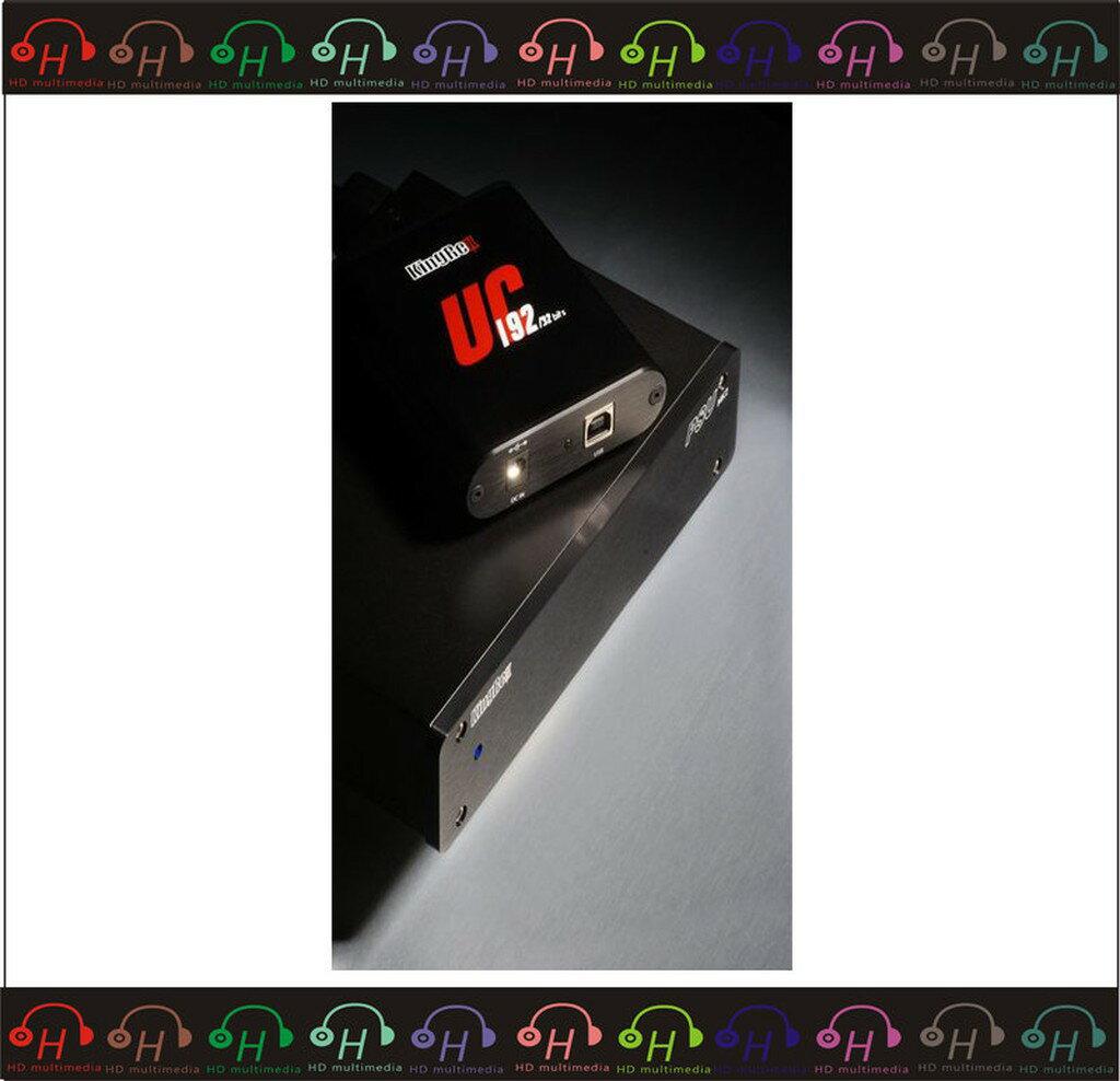弘達影音多媒體 KingRex UC192 DDC數位轉換器 32BIT/192KHZ最佳數位流  公司貨 門市展售