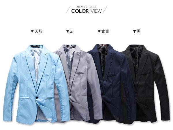 ☆BOY-2☆ 【OE07】西裝外套紳士修身 1